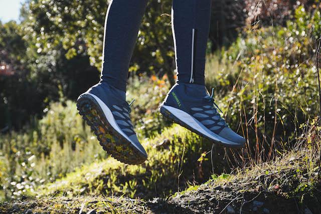 Merrell lanza nuevos modelos de zapatilla para celebrar sus 40 años