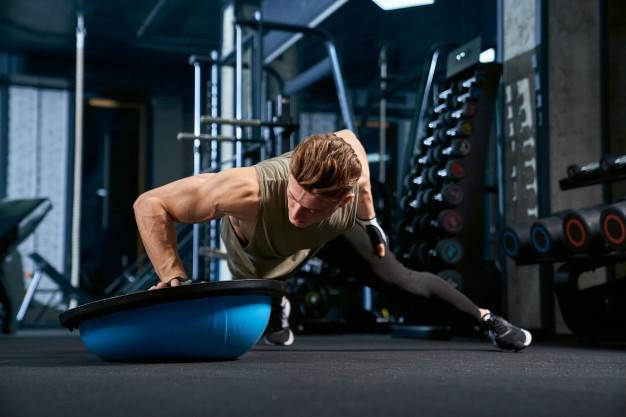 Así influye el entrenamiento con elementos inestables en el rendimiento deportivo