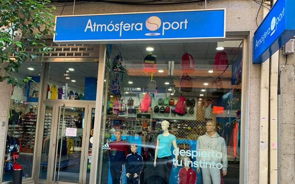 Atmósfera Sport arranca el 'click and collect' en el 64% de sus tiendas