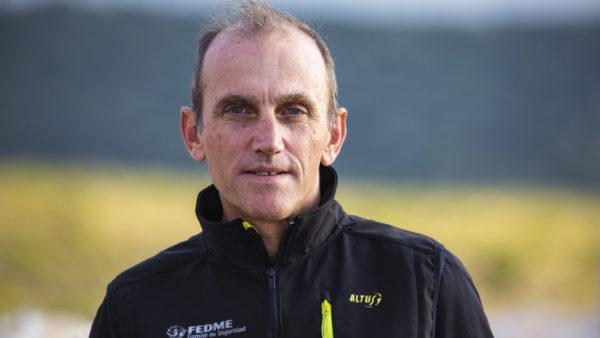 Alberto Ayora, elegido presidente de la Federación Española de Montaña