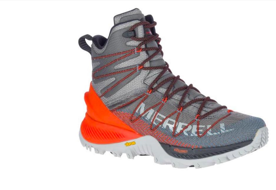 La ISPO premia las zapatillas de Merrell Thermo Rogue 3 Mid GTX