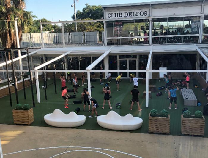 """Club Delfos: """"El relajamiento de restricciones no va a ayudar a volver a la normalidad"""""""
