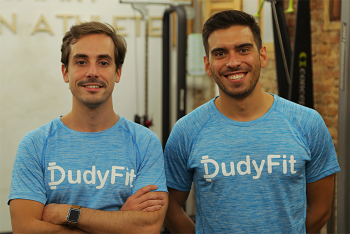 Dudyfit atrae a 300 entrenadores en su primer año de funcionamiento