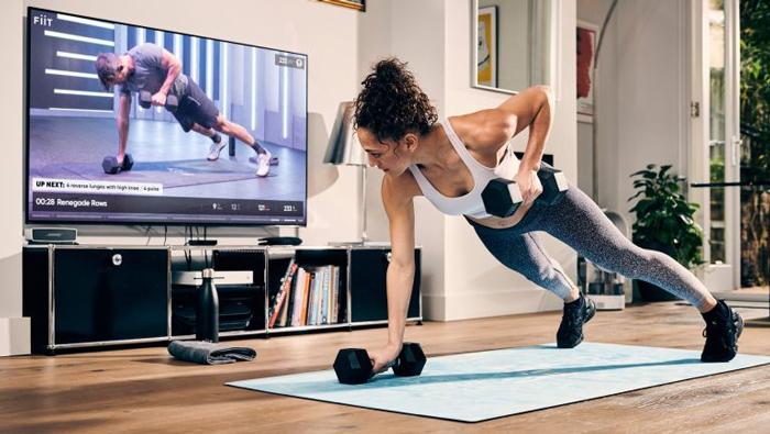 La pandemia eleva la demanda de cursos a distancia de entrenador personal y fitness