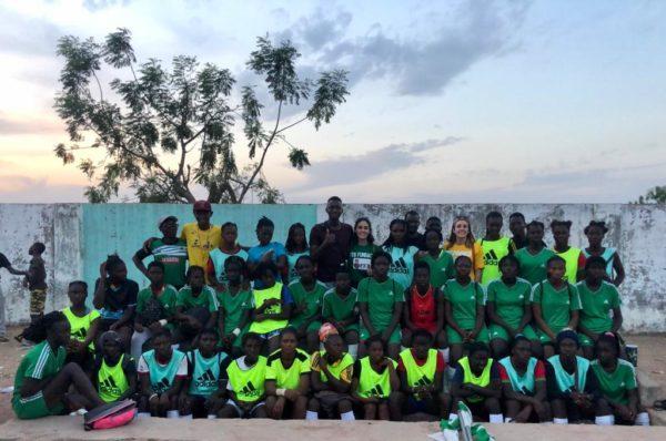 FES Fundació crea un equipo de fútbol femenino en Guinea Bissau