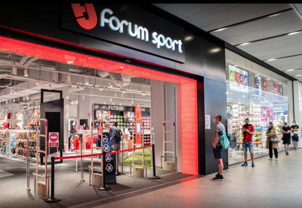 Forum Sport contuvo la caída a un 14% tras facturar 130,1 millones en 2020
