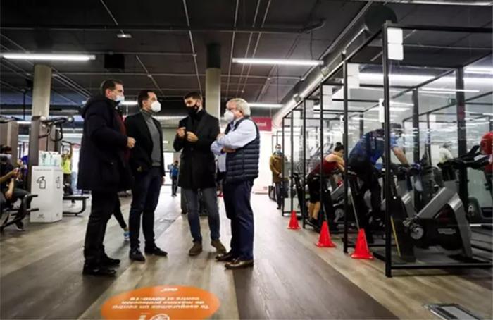 La Comunidad de Madrid pide al Gobierno que reduzca el IVA de los gimnasios al 10%