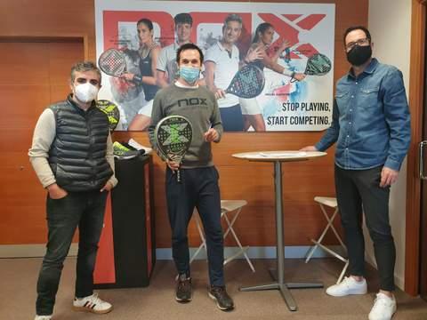 Nox refuerza su apuesta por el pádel en Francia
