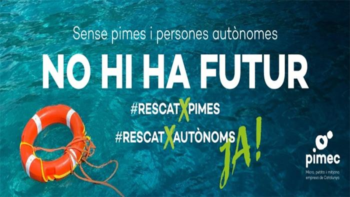 Coplefc y Pimec promueven planes de ayuda para autónomos y pymes del sector deporte