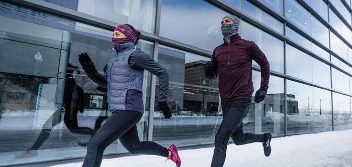 Cómo sacar partido a correr en invierno, y en pandemia