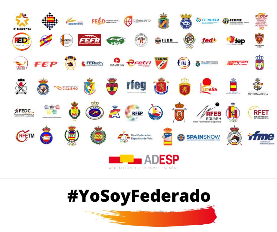 Impulsan una campaña para promover las licencias federativas en España