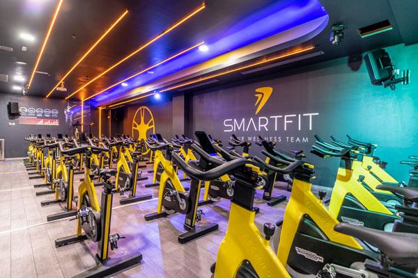 Smartfit confía alcanzar la decena de gimnasios este 2021