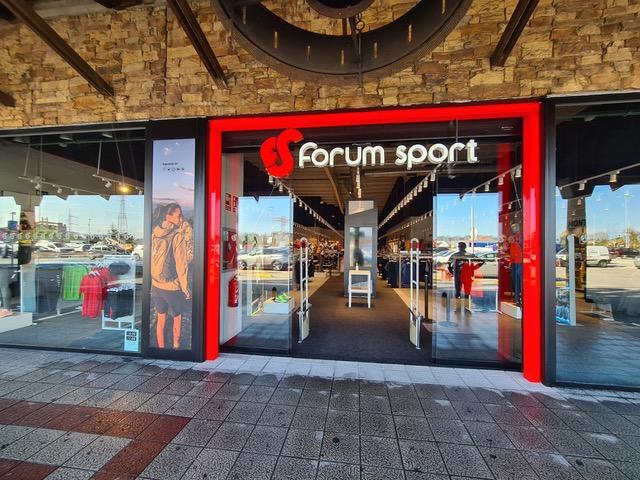 Forum Sport culmina la transformación omnicanal de su tienda en Avilés