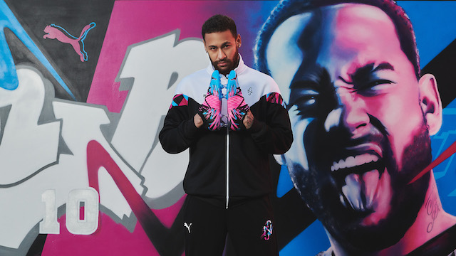 Puma presenta las nuevas botas de Neymar
