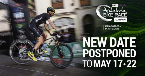 La Andalucía Bike Race se aplaza a mayo
