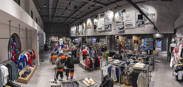 Adidas Intl apuesta por sus propios canales de venta para impulsar su crecimiento