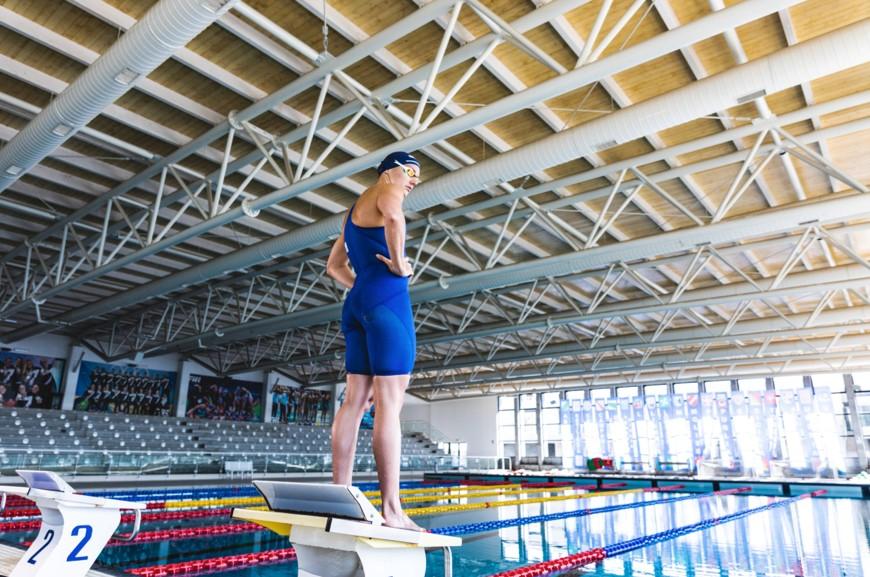 Arena lanza la colección de bañadores de competición Powerskin
