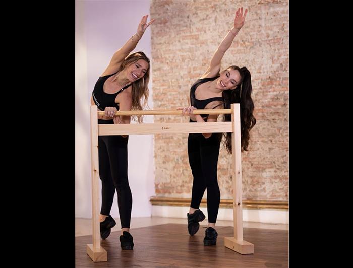Ballet Fit lanza su servicio de clases online en directo