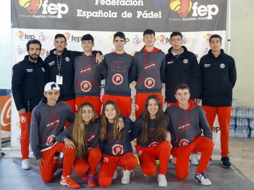 Castellón acoge el Campeonato de España de Pádel en categoría cadetes