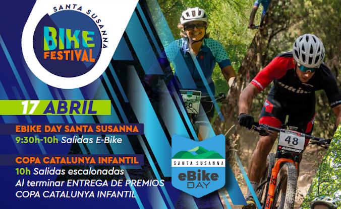 Nace el Bike Festival Santa Susanna