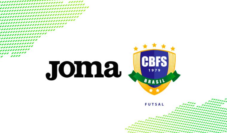 Joma será el patrocinador oficial de la selección brasileña de fútbol sala