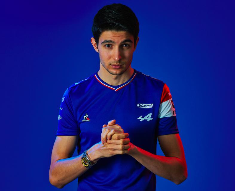 Le Coq Sportif crea la primera camiseta dedicada a una escudería de Fórmula 1