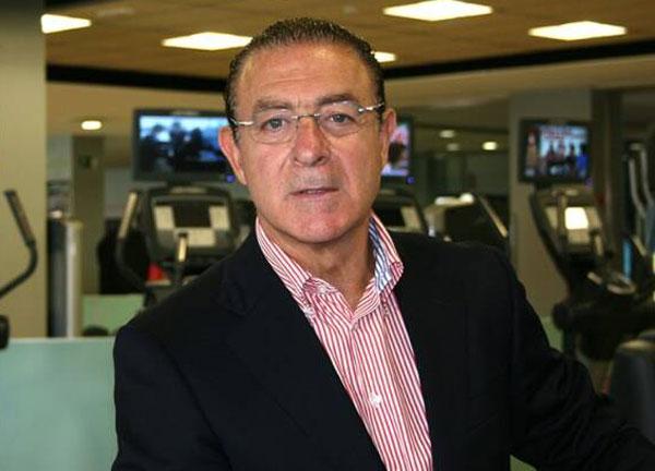 Juan Carlos Gómez Pantoja,  el 'ángel de la guarda' del fitness valenciano