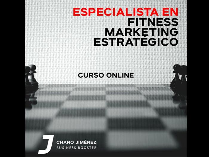 Chano Jiménez lanza el Curso de Especialista en Fitness Marketing Estratégico