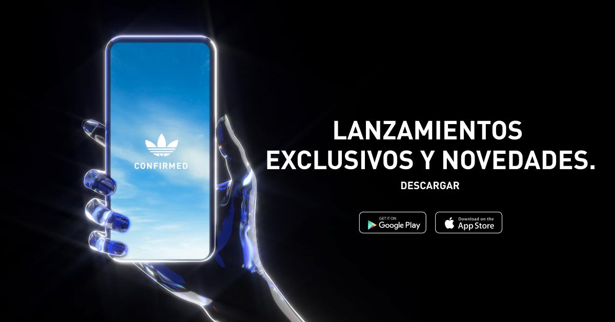Adidas implanta en España su aplicación para lanzamientos exclusivos