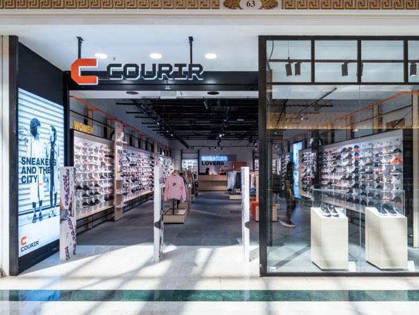 Courir ve opciones de auge de tiendas en el retail español de sneakers