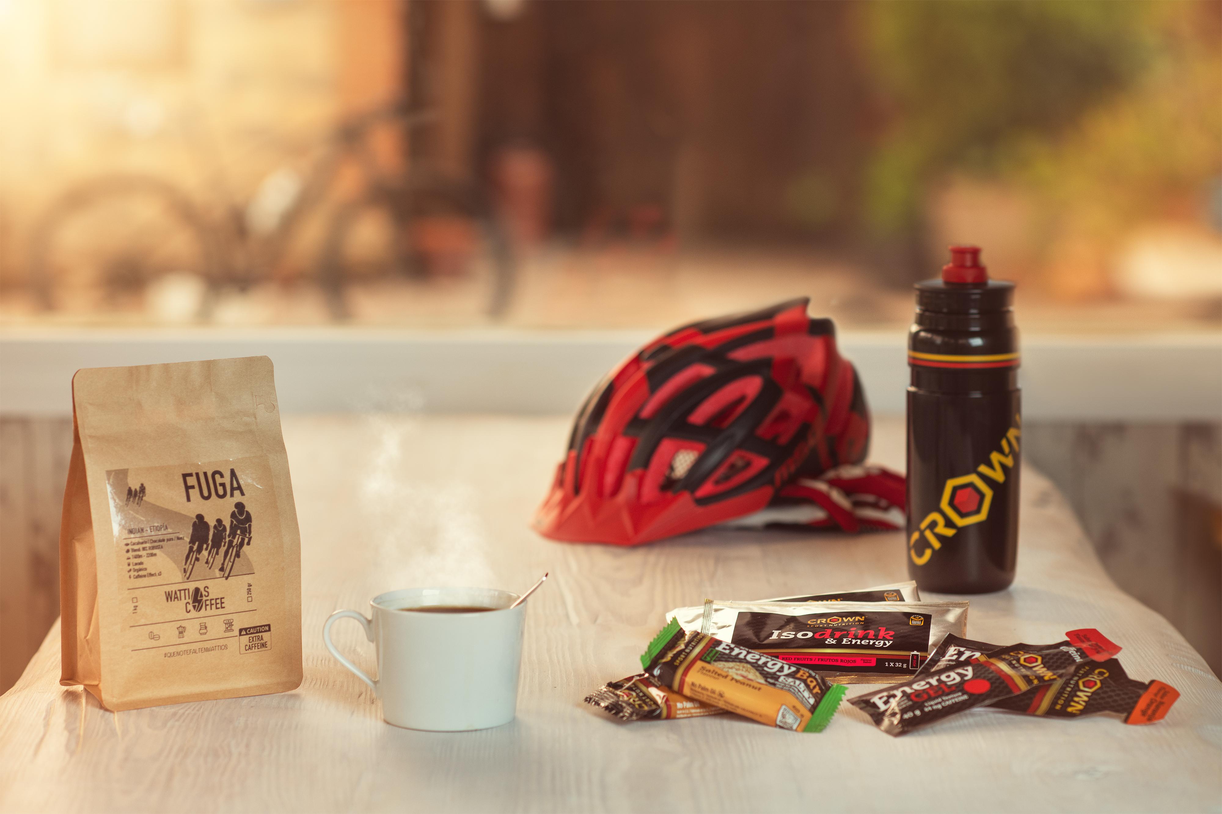 Crown Sport Nutrition lanza un nuevo café con extra de cafeína