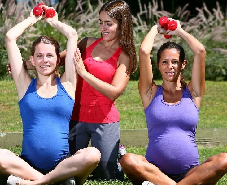 """Embarazo Activo destaca que el formato online """"democratiza el ejercicio y la maternidad digital"""""""