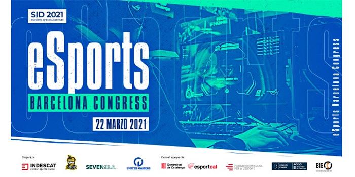 Indescat convoca el primer e-Sports Barcelona Congress
