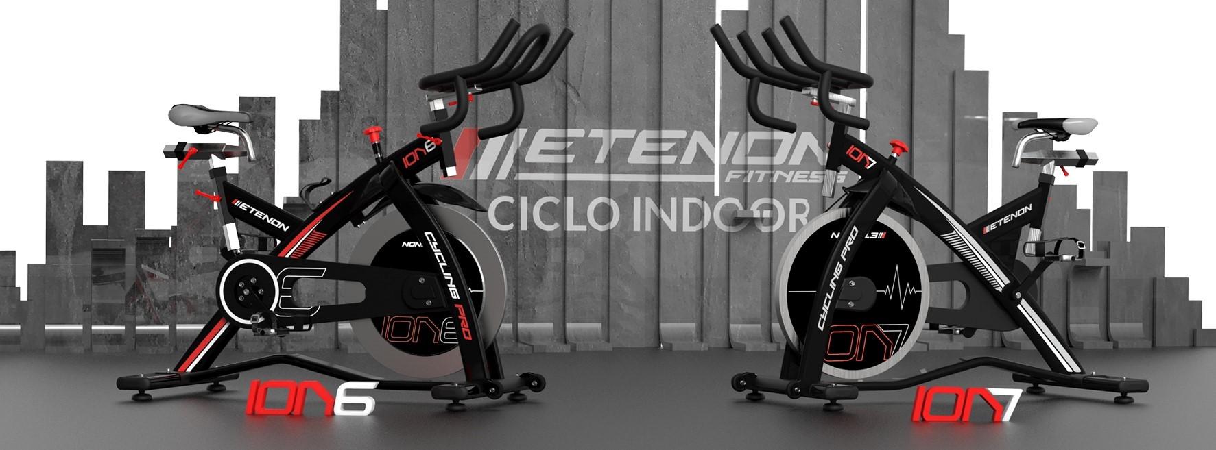 Etenon Fitness presenta novedades en bicicletas de ciclo indoor
