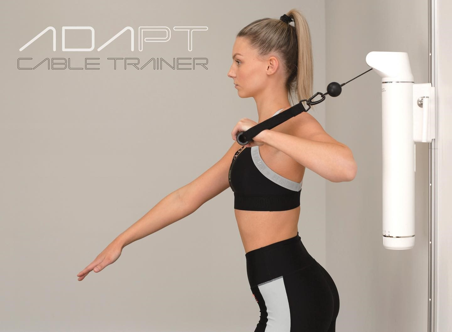 Fit4Life trae a España en exclusiva la Adapt Cable Trainer