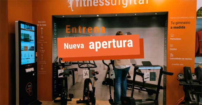 Fitnessdigital arranca su expansión offline 2021 de la mano de Intersport