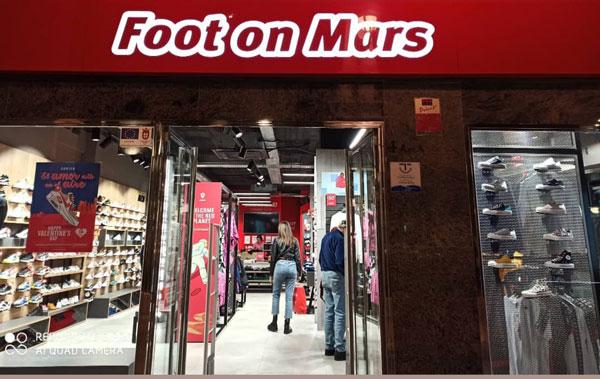 Foot on Mars aspira a concluir este 2021 con más de 100 tiendas