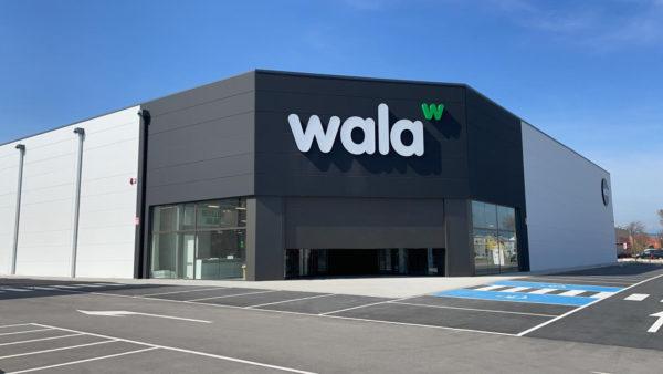 Wala planta cara a Decathlon en Vic
