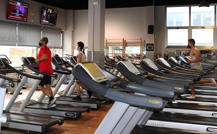 Castilla y León otorgará 1 millón de euros en ayudas directas a sus gimnasios y empresas deportivas