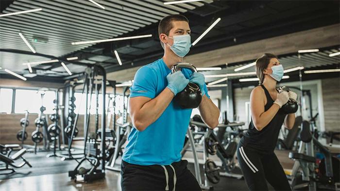 Pautas para retomar las rutinas en el gimnasio sin lesiones