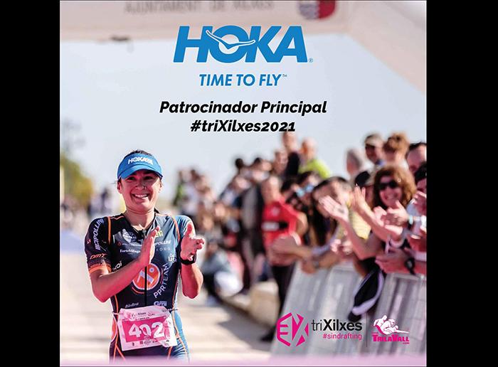 Hoka One One y Trixilxes unen fuerzas para reforzarse en el triatlón nacional