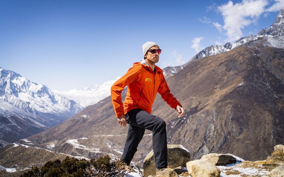 iFit imparte un entrenamiento en directo desde el Campo Base del Everest