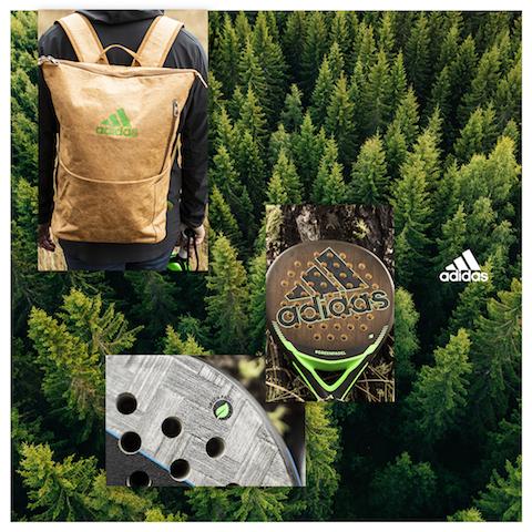 Adidas Padel reforesta 2,4 hectáreas de un bosque en Calahorra de Boedo