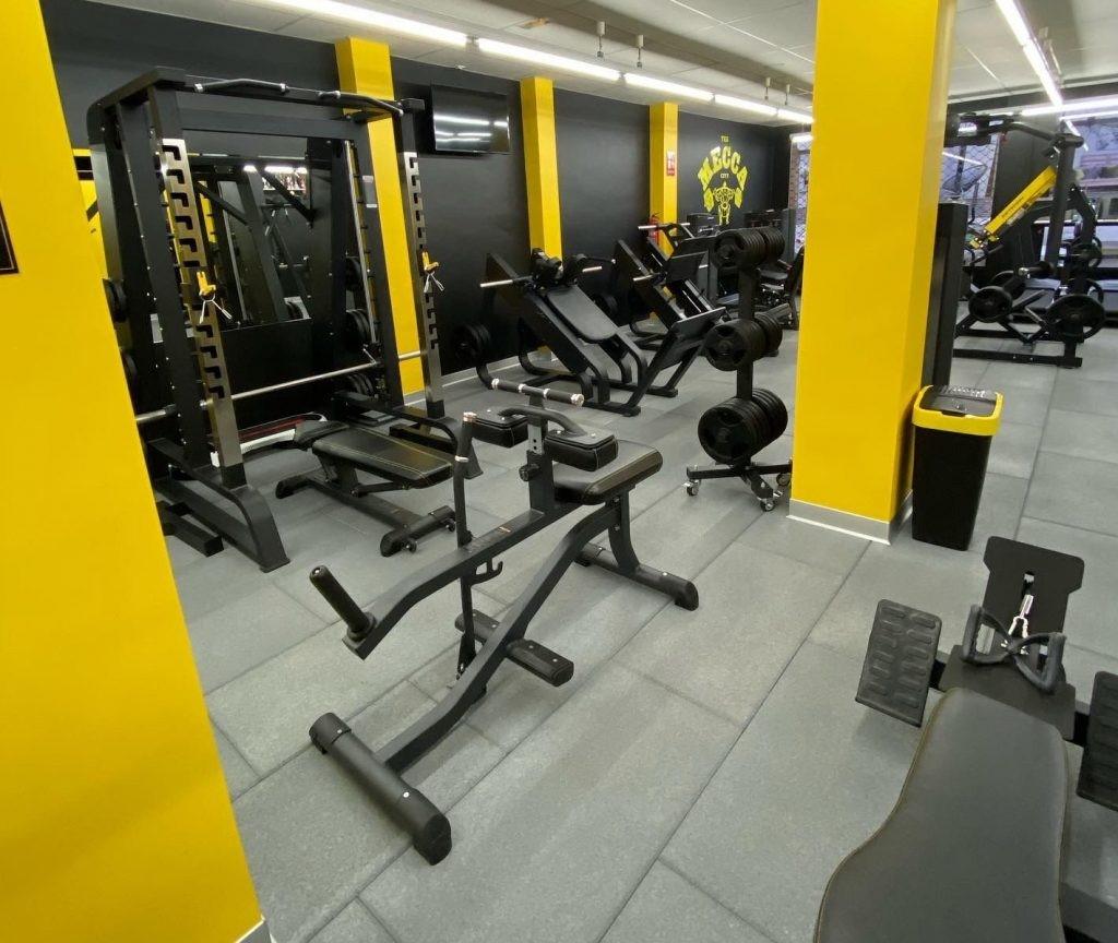 Abre el gimnasio The Mecca City Gym Lleida
