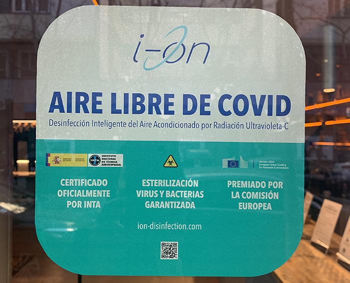 Square Fitness se postula como el primer gimnasio en España 100% libre de Covid19