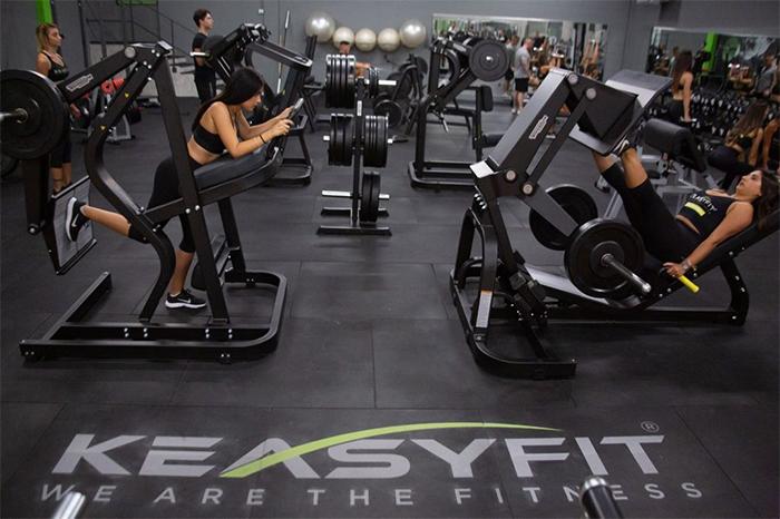 Keasy Fit capta 800.000 euros para abrir 30 gimnasios en España