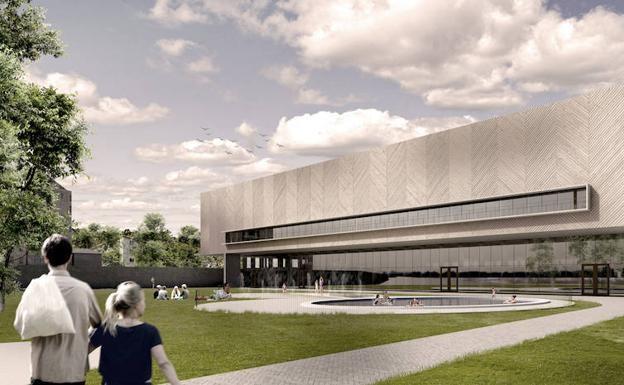Licitada la construcción de una piscina en Donostia por 2,3 millones de euros