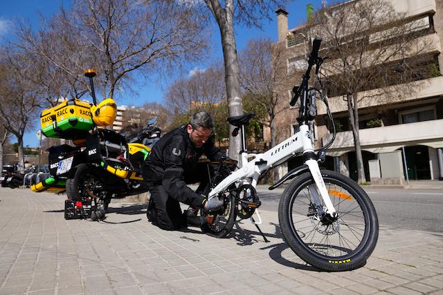 Littium regalará la asistencia RACC Bici por la compra de sus e-bikes