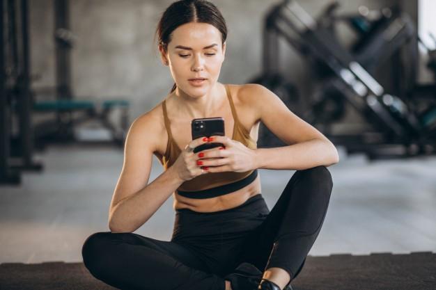 Los gimnasios deberían planificar sus servicios alrededor del smartphone