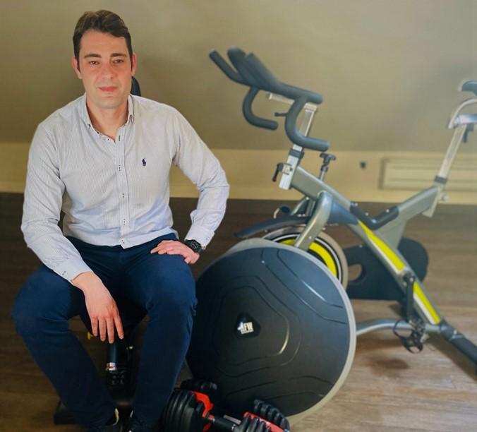 Oss Fitness y Manel Valcarce renuevan su acuerdo de colaboración